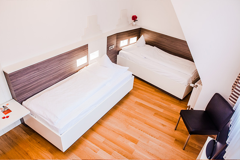 Two-bed room - Hotel Martinihof in Münster