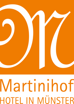 Logo Martinihof Hotel in Münster